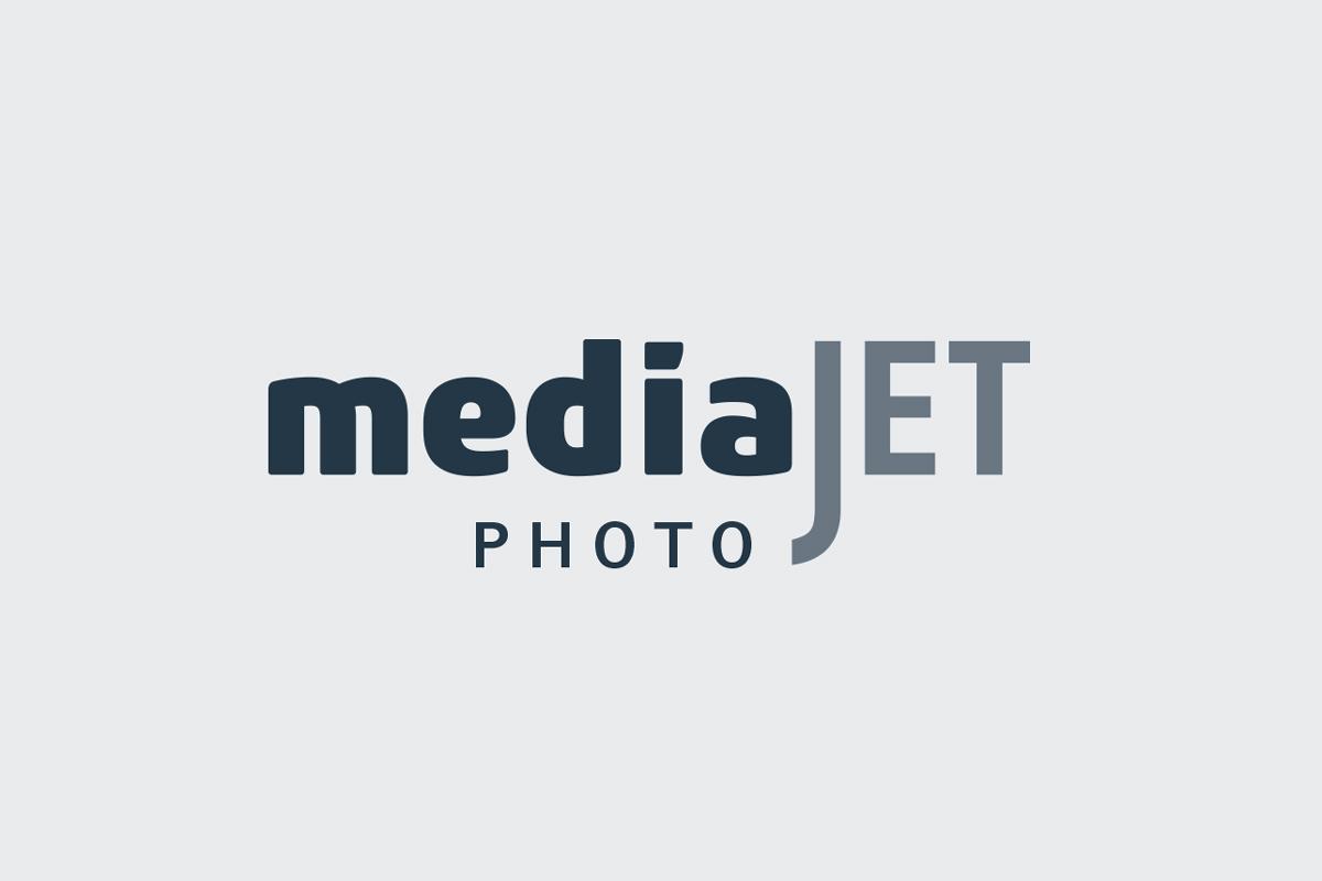 media jet photo logo