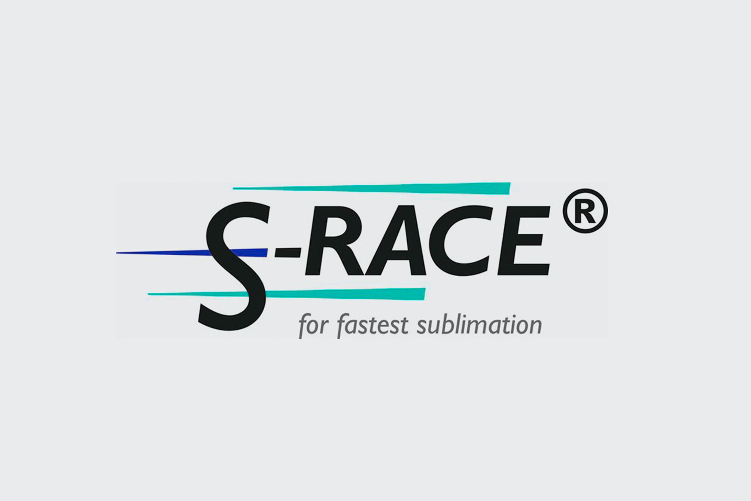 s-race logo